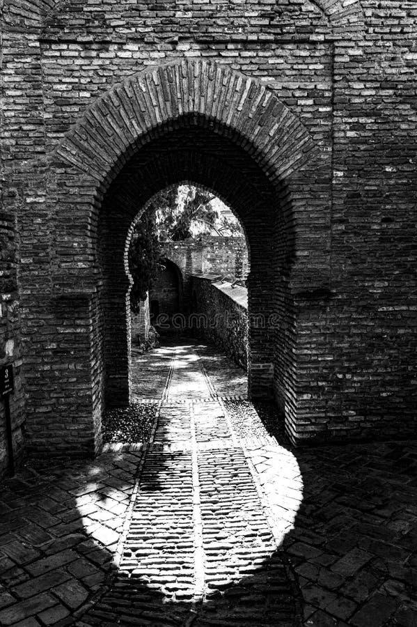 Διπλή πόρτα χωρίς το μέλλον στοκ φωτογραφίες με δικαίωμα ελεύθερης χρήσης