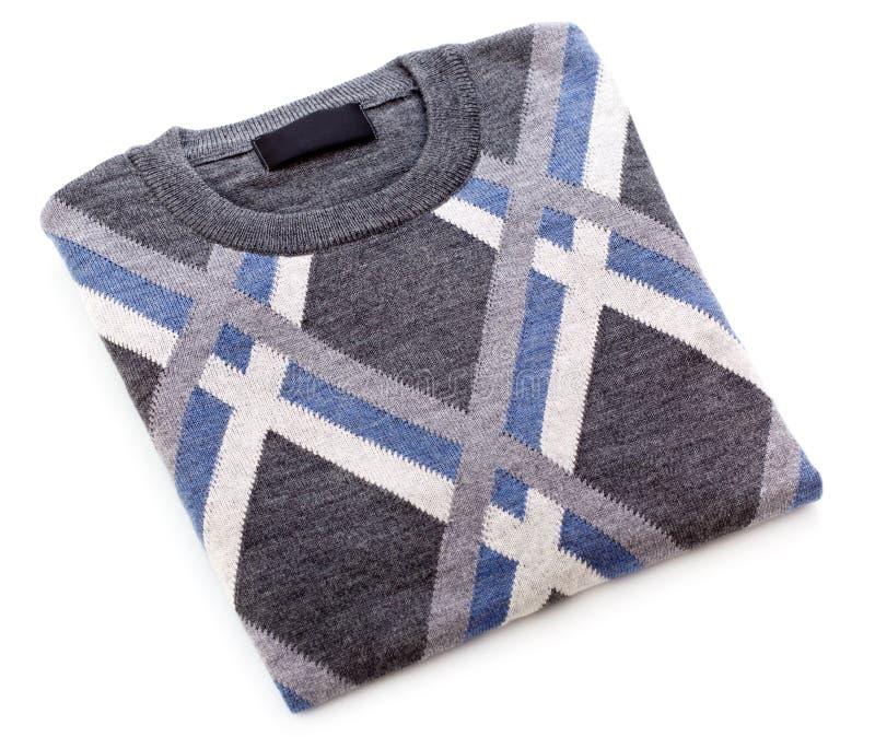διπλωμένο πουλόβερ στοκ φωτογραφίες