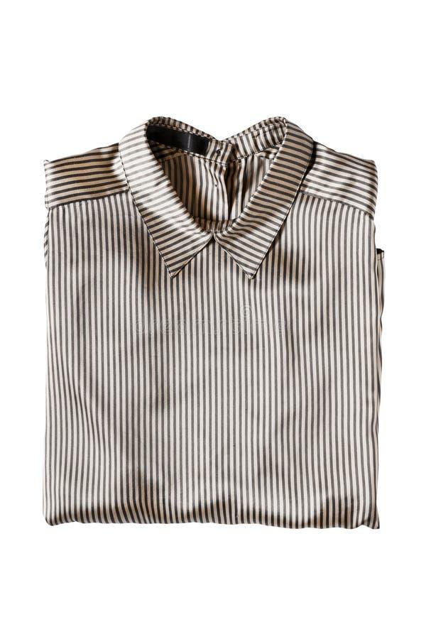 Διπλωμένη μπλούζα που απομονώνεται στοκ εικόνα με δικαίωμα ελεύθερης χρήσης