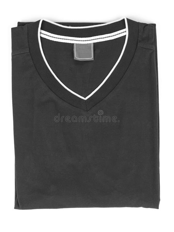 Διπλωμένη μπλούζα στοκ φωτογραφία με δικαίωμα ελεύθερης χρήσης