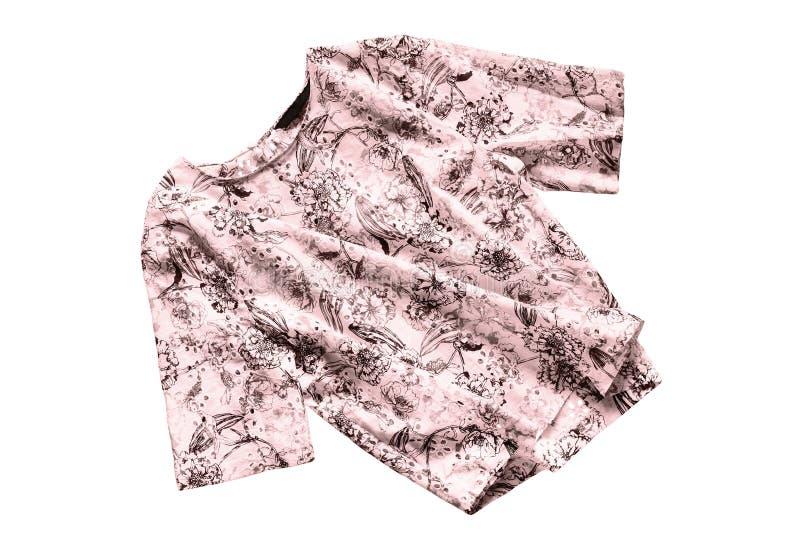 Διπλωμένη μπλούζα στοκ φωτογραφίες