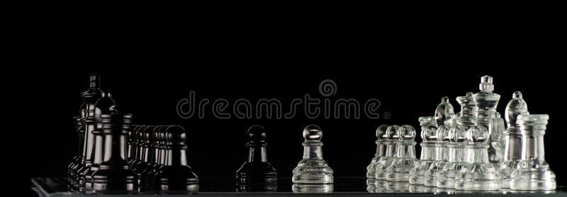 Διπλωματία σκακιού στοκ φωτογραφία