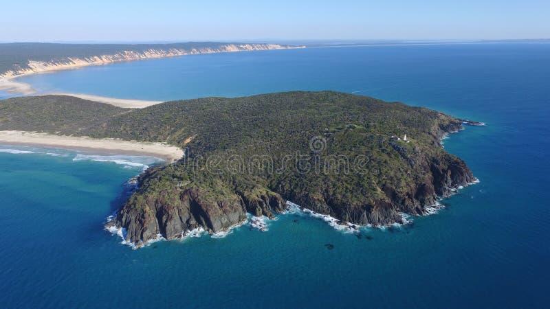 Διπλός παράδεισος νησιών στοκ φωτογραφία