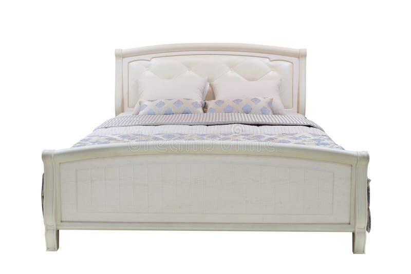 Διπλό κρεβάτι στοκ φωτογραφίες