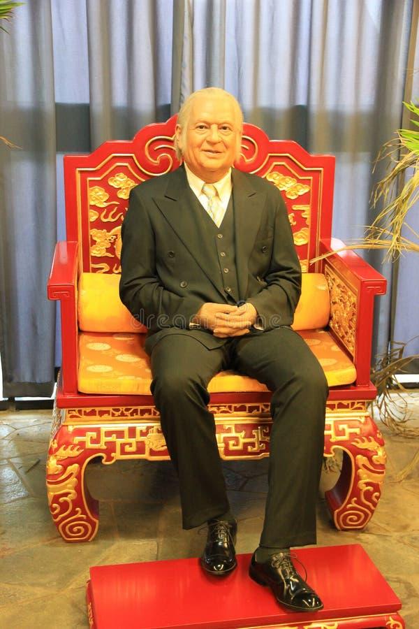 ΔΟΕ Πρόεδρος Mihael Morris Killanin στοκ εικόνα με δικαίωμα ελεύθερης χρήσης