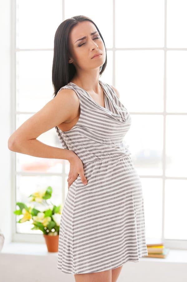 Δοκιμές εγκυμοσύνης. στοκ εικόνες με δικαίωμα ελεύθερης χρήσης
