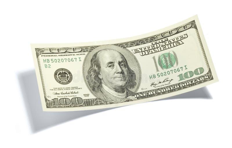 δολάριο εκατό λογαρια&sigm στοκ φωτογραφίες