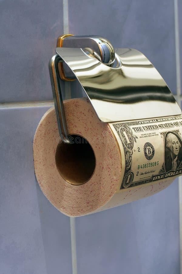 δολάριο σήμερα στοκ εικόνα