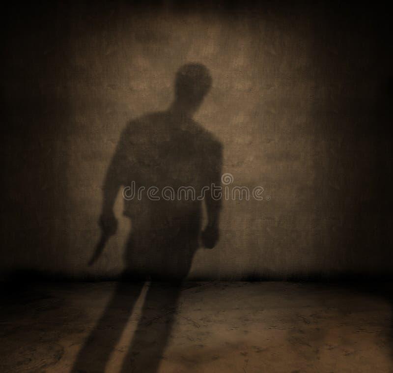 δολοφόνος στοκ εικόνα με δικαίωμα ελεύθερης χρήσης
