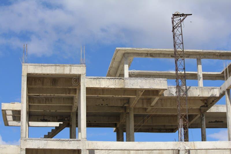 Δομές κτηρίου στοκ εικόνα