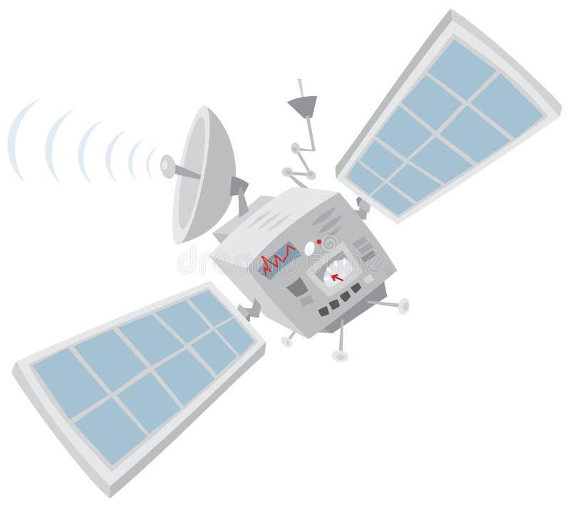 Download δορυφόρος διανυσματική απεικόνιση. εικονογραφία από καιρός - 22780051