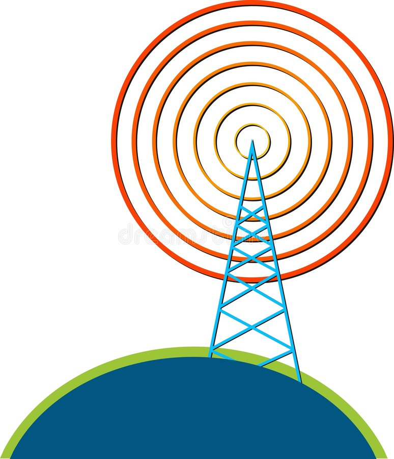 Download δορυφόρος απεικόνιση αποθεμάτων. εικονογραφία από ραδιόφωνο - 52443