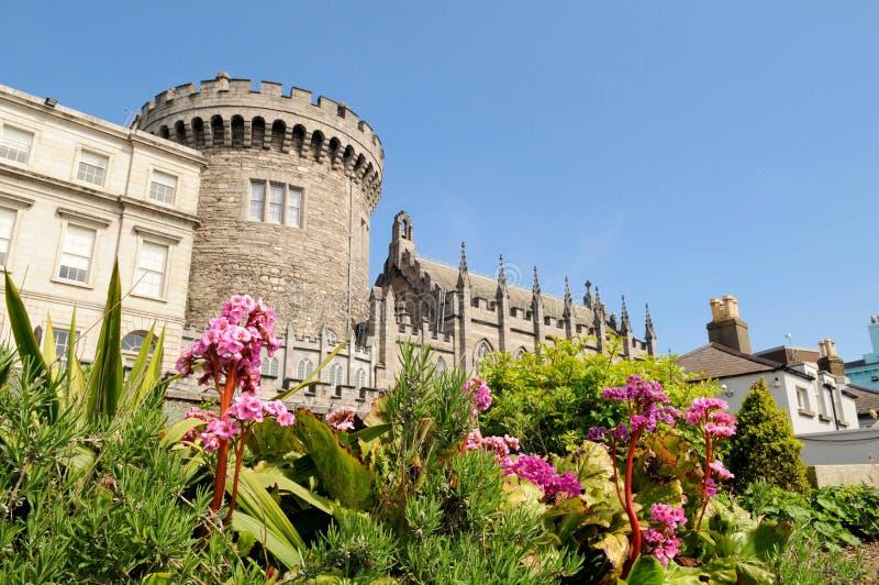 Δουβλίνο Castle στοκ εικόνα