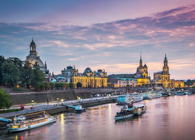 Δρέσδη, Γερμανία στοκ φωτογραφίες με δικαίωμα ελεύθερης χρήσης