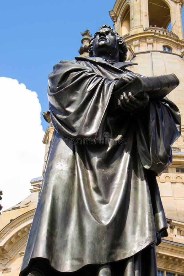 Δρέσδη Martin Luther 03 στοκ εικόνα