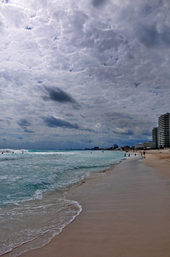 Download Δραματικό φως στο cancun στοκ εικόνα. εικόνα από καλοκαίρι - 22786891