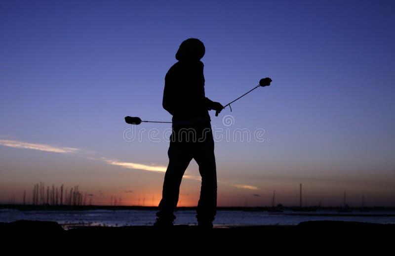 δραστηριότητα που παίζει το POI στοκ φωτογραφία με δικαίωμα ελεύθερης χρήσης
