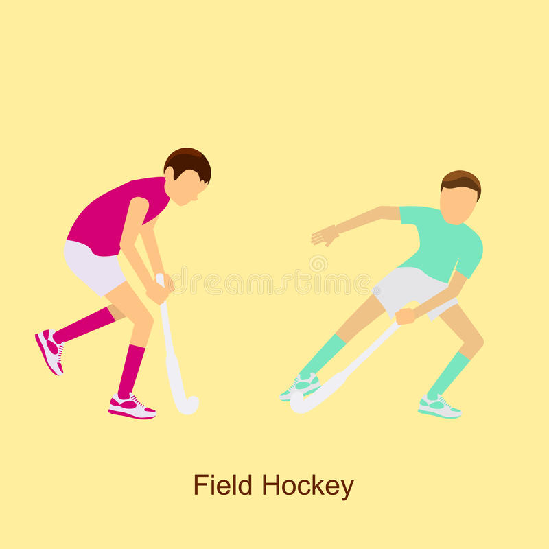 Δραστηριότητες αθλητικών ανθρώπων ελεύθερη απεικόνιση δικαιώματος