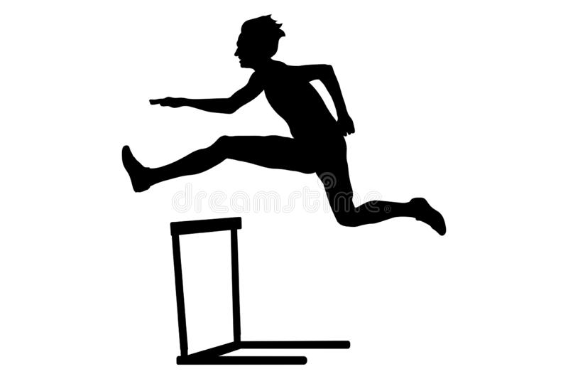 Δρομέας αθλητών γυναικών στοκ εικόνες με δικαίωμα ελεύθερης χρήσης