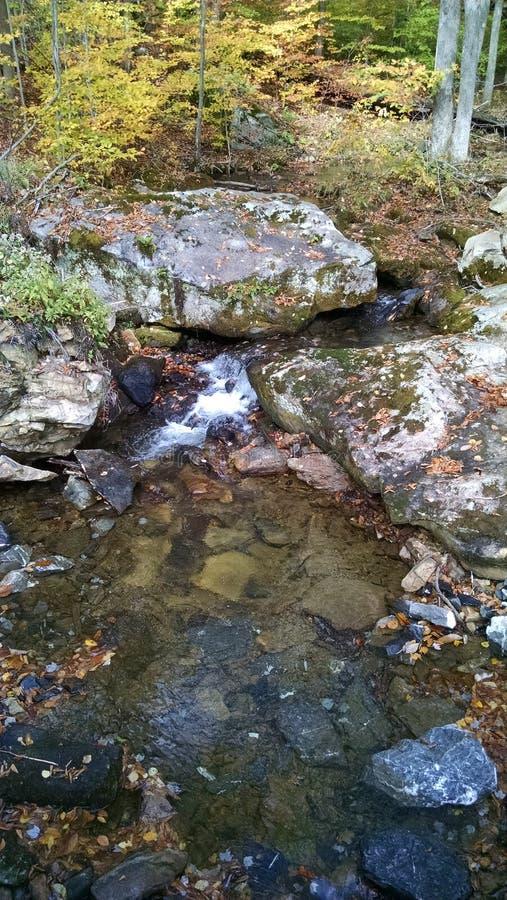 Δροσίστε τα νερά πτώσης στοκ εικόνα με δικαίωμα ελεύθερης χρήσης