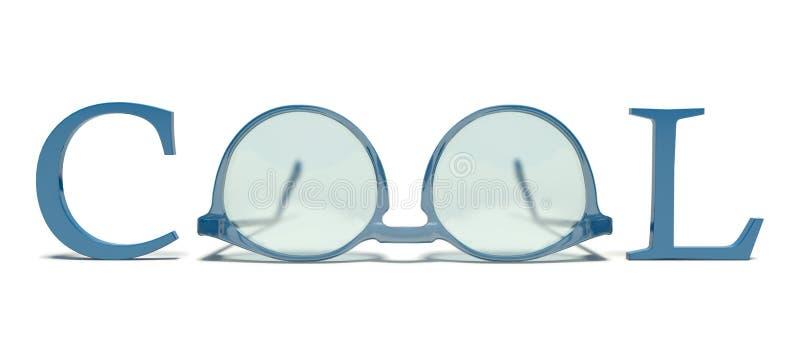 δροσερά γυαλιά απεικόνιση αποθεμάτων
