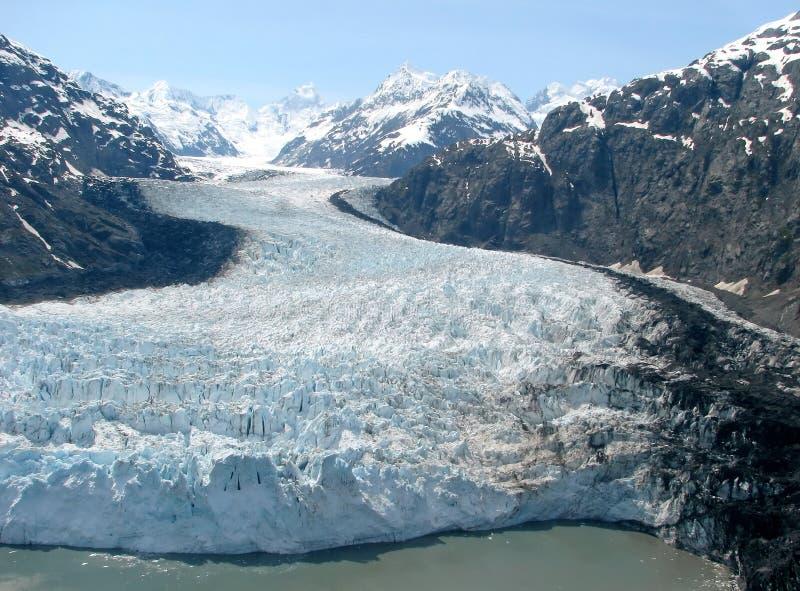δροσερός παγετώνας στοκ φωτογραφία