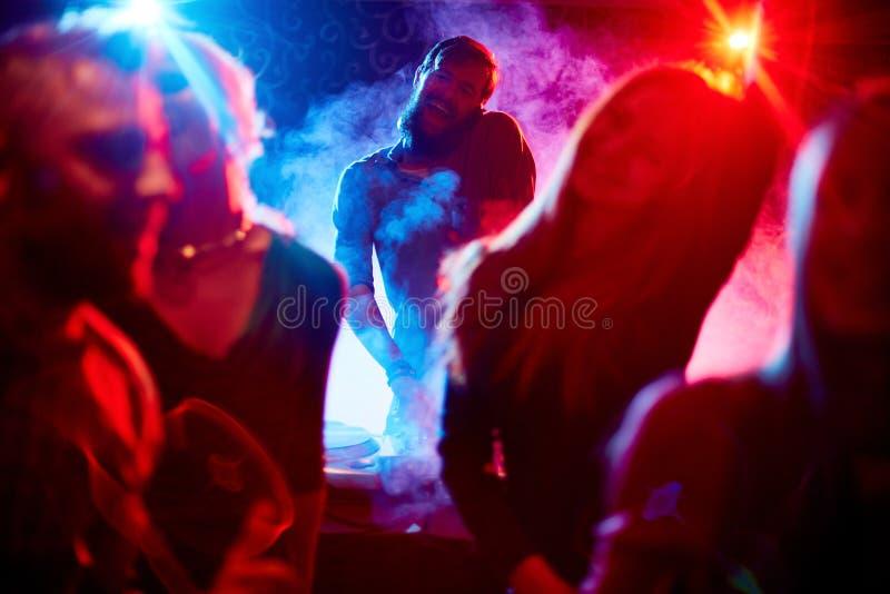 Δροσερό disco στοκ εικόνες