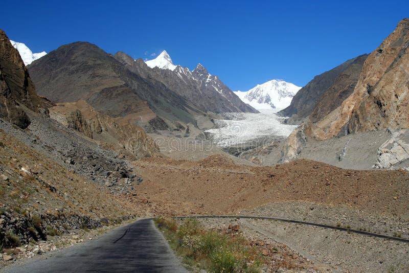 δρόμος βουνών στοκ φωτογραφίες