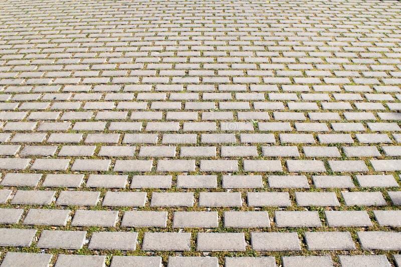Δρόμος κυβόλινθων στοκ φωτογραφία με δικαίωμα ελεύθερης χρήσης