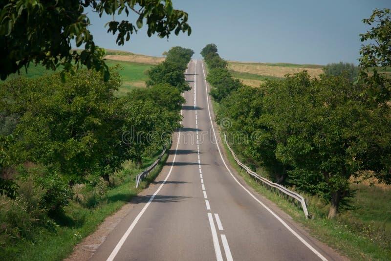 δρόμος ονείρου στοκ φωτογραφία με δικαίωμα ελεύθερης χρήσης