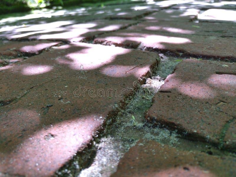 Δρόμος της πέτρας στοκ φωτογραφίες με δικαίωμα ελεύθερης χρήσης