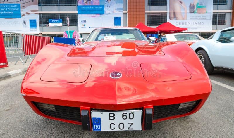 Δρόμωνας Chevrolet Stingray C3 στοκ φωτογραφία με δικαίωμα ελεύθερης χρήσης