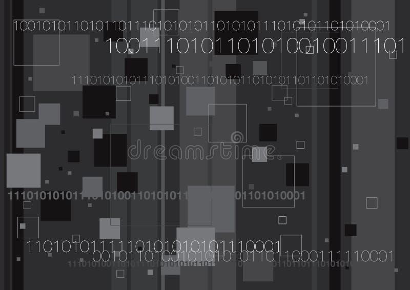 δυαδικά κιβώτια απεικόνιση αποθεμάτων