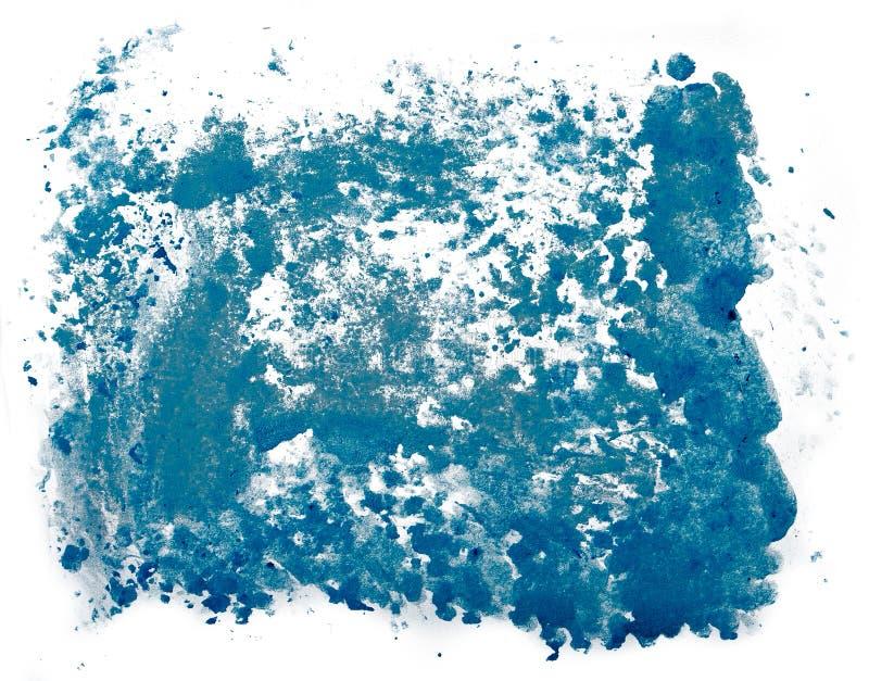 Δυναμικός παφλασμός του χρώματος στοκ φωτογραφία με δικαίωμα ελεύθερης χρήσης