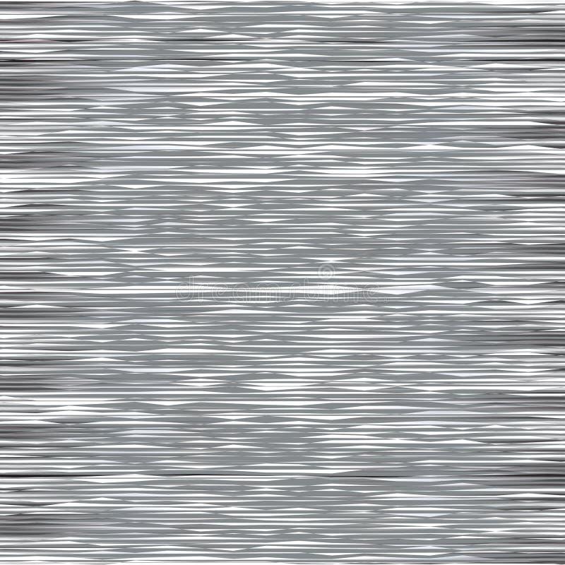 Δυσλειτουργία στην οθόνη TV διανυσματική απεικόνιση