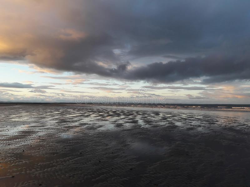 Δυτικές άμμοι στοκ εικόνα με δικαίωμα ελεύθερης χρήσης