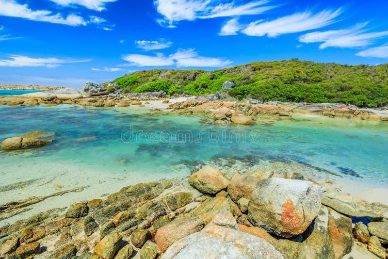Δυτική Αυστραλία κόλπων του William στοκ εικόνα με δικαίωμα ελεύθερης χρήσης