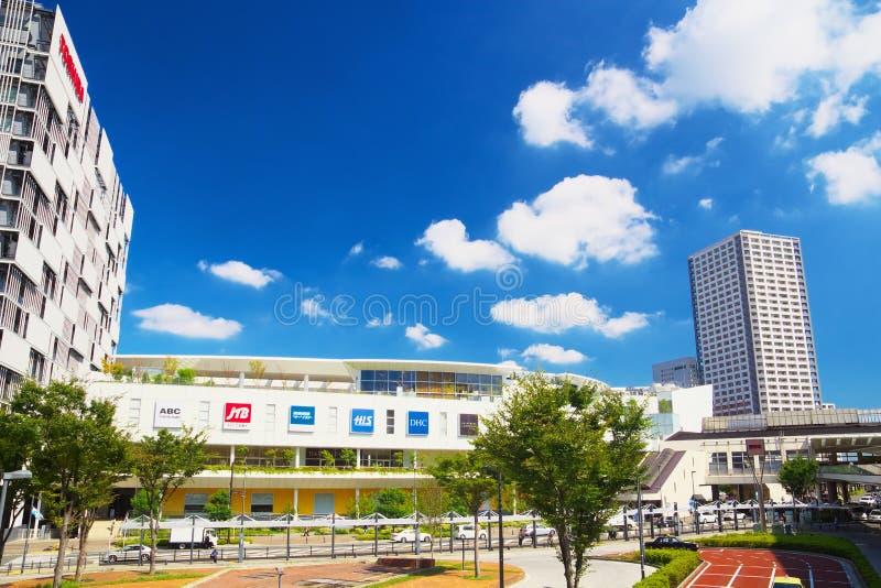 Δυτική πλευρά σταθμών Kawasaki στοκ φωτογραφίες με δικαίωμα ελεύθερης χρήσης