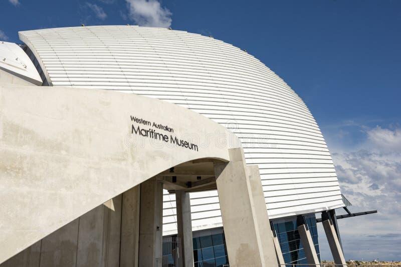 Δυτικό αυστραλιανό θαλάσσιο μουσείο, Fremantle στοκ εικόνες με δικαίωμα ελεύθερης χρήσης