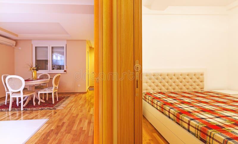 Δωμάτια διαμερισμάτων στοκ φωτογραφίες με δικαίωμα ελεύθερης χρήσης
