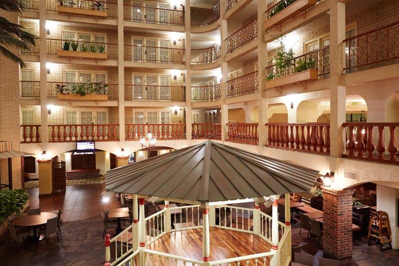 Δωμάτια και πατώματα ξενοδοχείων πολυτελείας στοκ φωτογραφίες