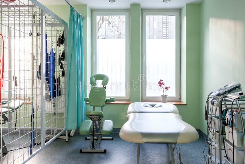 Δωμάτιο για τη θεραπεία λέιζερ στοκ φωτογραφία