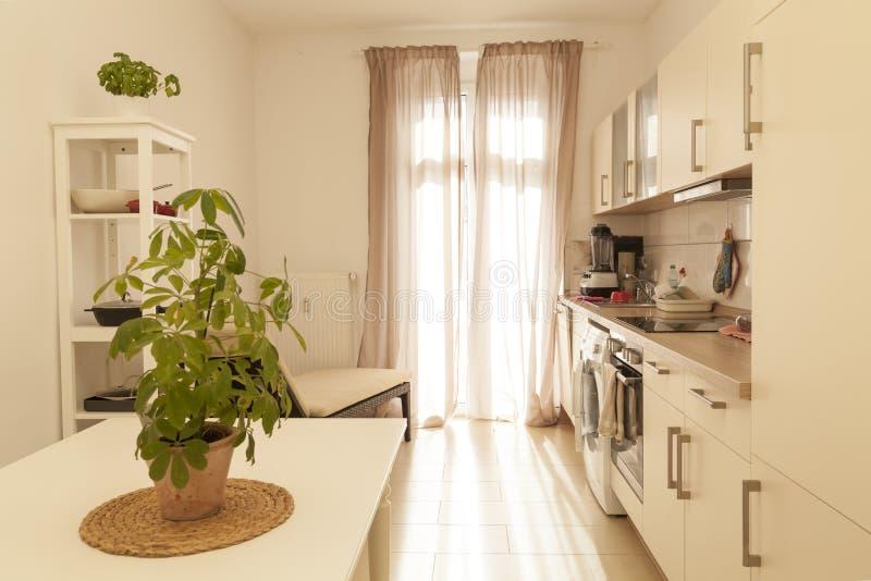 Δωμάτιο κουζινών στοκ φωτογραφίες με δικαίωμα ελεύθερης χρήσης