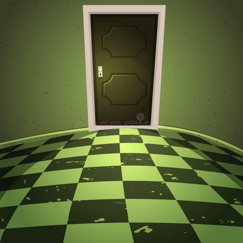 Δωμάτιο μυστηρίου απεικόνιση αποθεμάτων