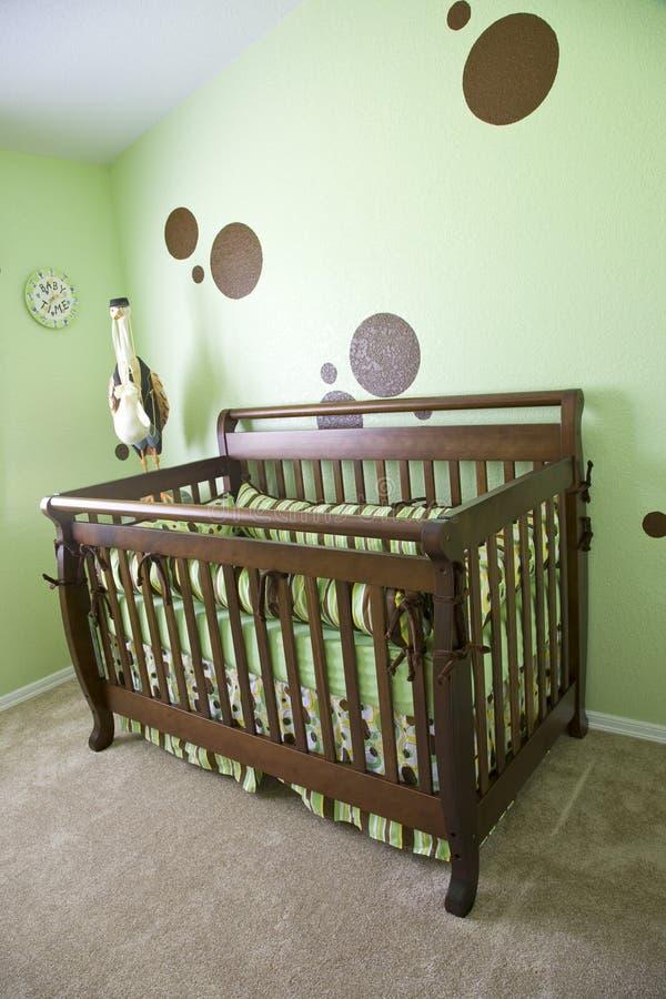 δωμάτιο μωρών στοκ εικόνες με δικαίωμα ελεύθερης χρήσης
