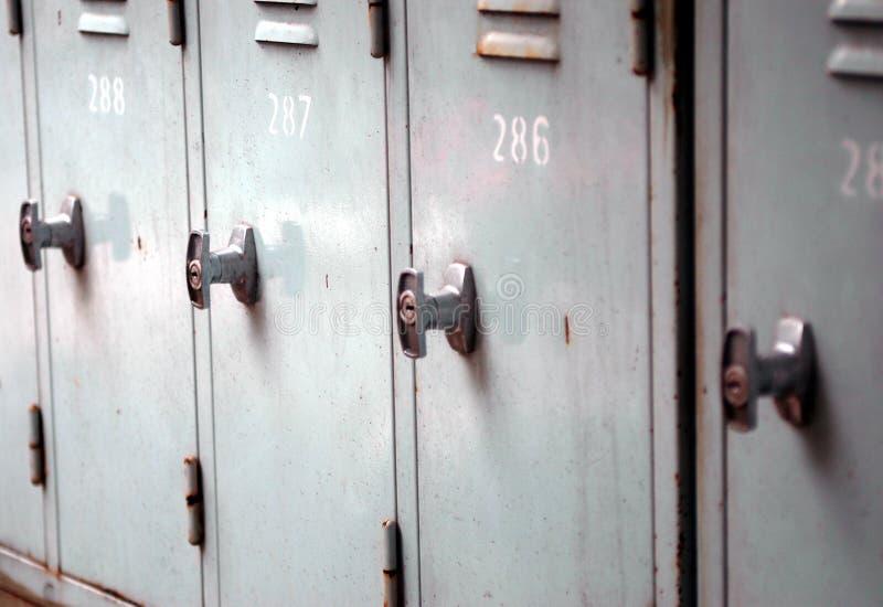 δωμάτιο ντουλαπιών ντου&lamb στοκ φωτογραφία