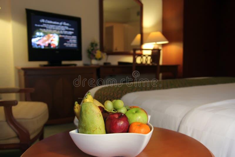 δωμάτιο ξενοδοχείου κα Στοκ φωτογραφία με δικαίωμα ελεύθερης χρήσης
