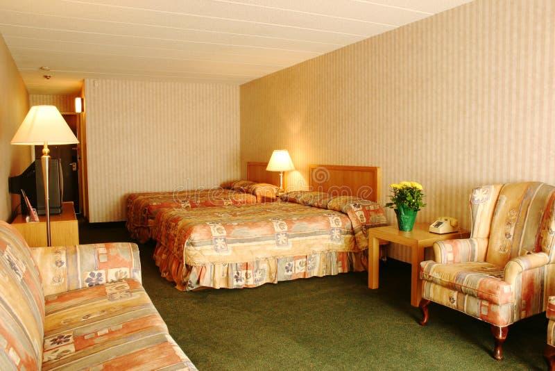 δωμάτιο ξενοδοχείου στοκ φωτογραφία