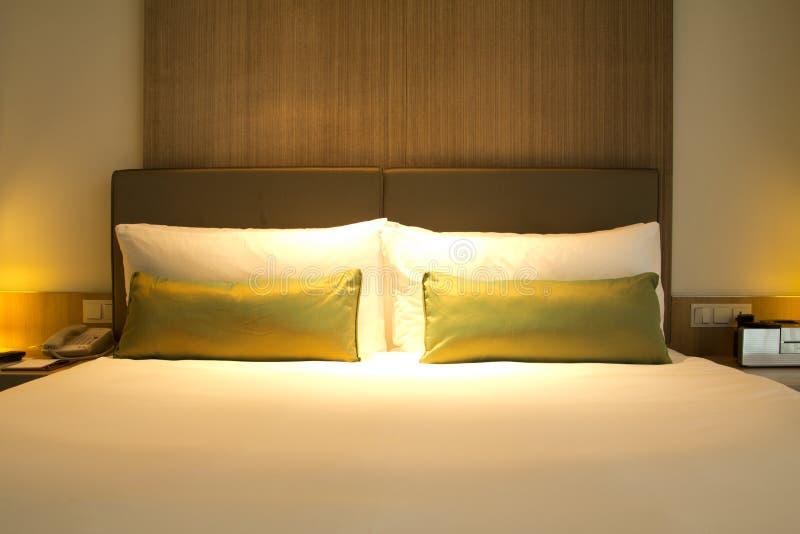 Δωμάτιο ξενοδοχείου στοκ φωτογραφίες με δικαίωμα ελεύθερης χρήσης