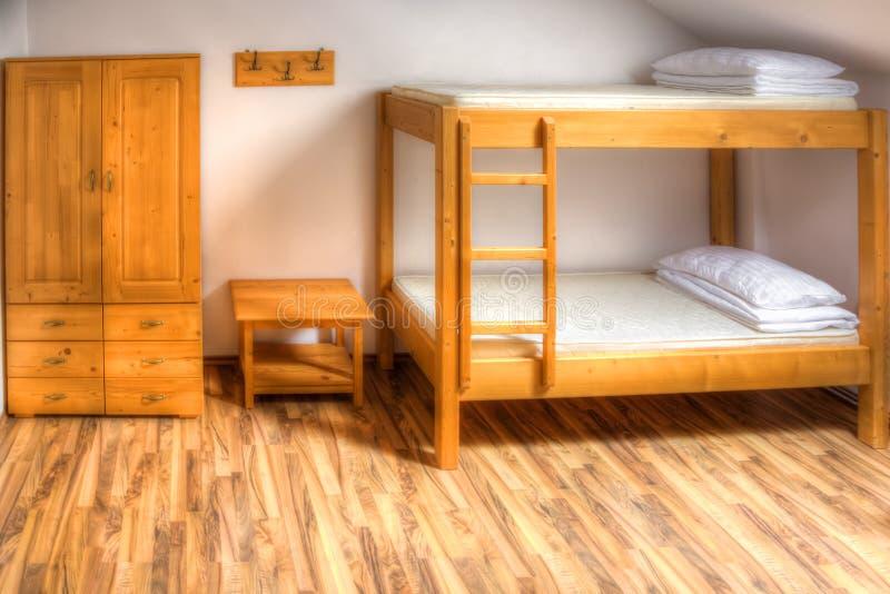 Δωμάτιο ξενώνων στοκ φωτογραφία με δικαίωμα ελεύθερης χρήσης